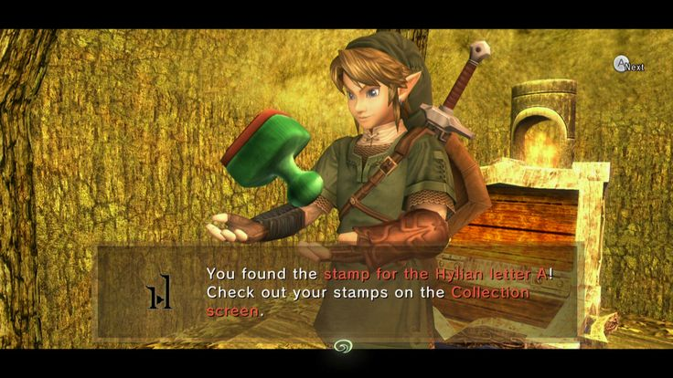 Letter A in Hylian    Twilight Princess Walkthrough – Forest Temple – Zelda Dungeon