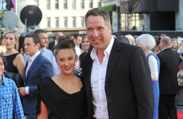 David Seaman engaged to 'Dancing On Ice' star Frankie Poultney. Congrats David and Frankie from all at ourbigdayinfo.com