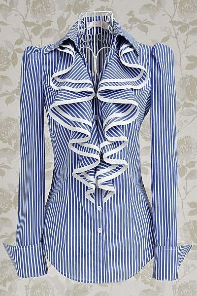 Jade Mackenzie - Blue - super cute modest clothes on this site..