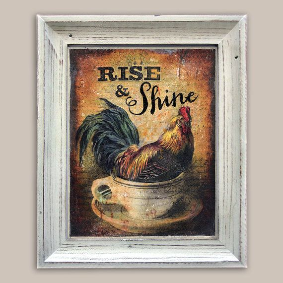 Kitchen Decor With Roosters: 78 Best Images About Roster Decorations On Pinterest