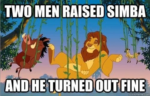 Truuuuuee!!! Ah lion king will always have my heart