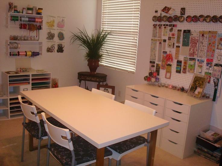 10 Best Scrapbook Room Images On Pinterest Scrapbook Rooms Ikea