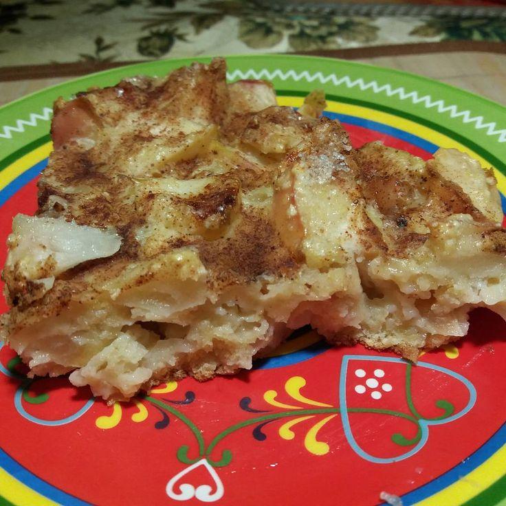 ... Перекус... The nosh... Яблочный пирог пп с корицей... The pie with apples... Приятного аппетита!.. Bon appetite!.. #перекус #пирог #вкусно #зож #дневникеды #стройнаяфигура #чтояем #фотоеды #спб #санктпетербург #spb #sanktpetersburg #nosh #pie #tasty #photofool