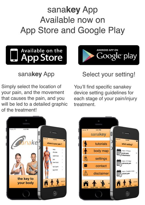 get the sanakey app today!