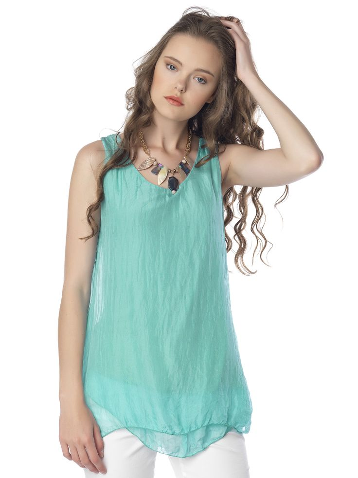 #silky_top for the #office & the #party