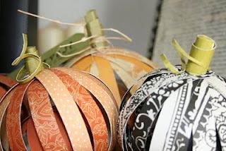 Fall Pumpkin Tutorial