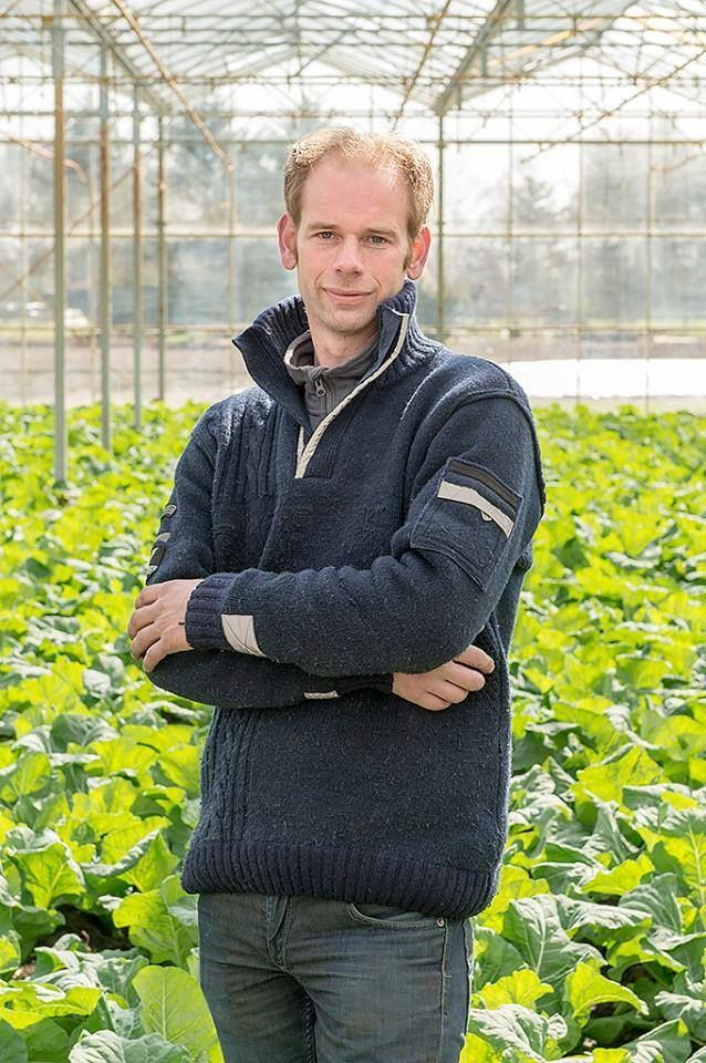 Peter-Jan. Onze kanjer uit Elburg. De boer achter verschillende verse producten zoals wortels, aardbeien, prei en nog veel meer...