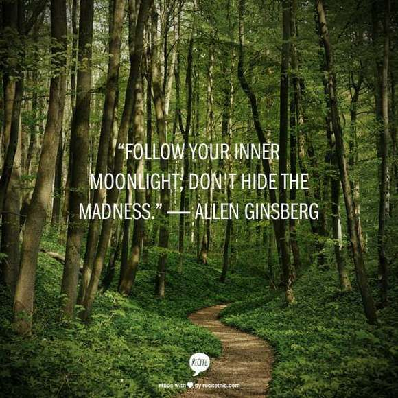 17 Best Quotes About Nature On Pinterest