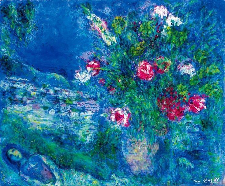 » Chagall – La Materia Onirica
