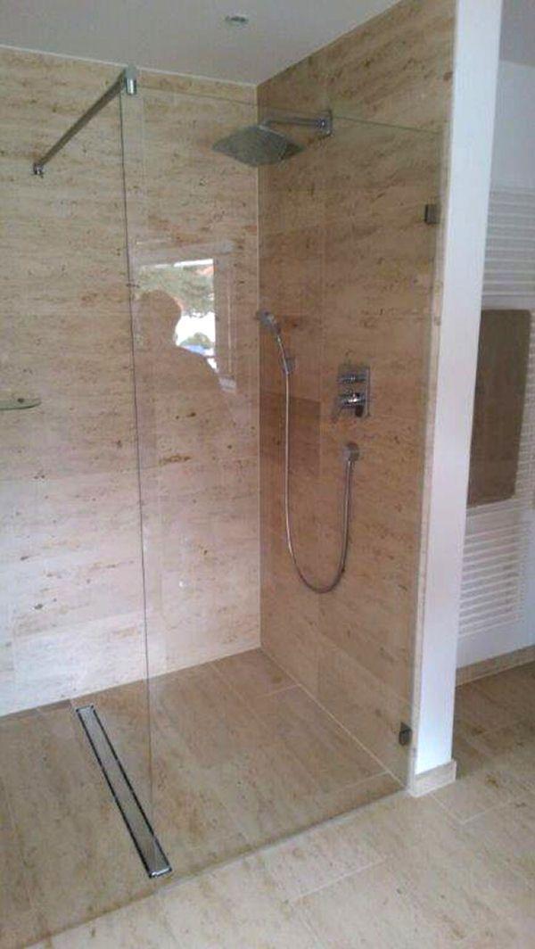 Duschabtrennung trockenbau  Die besten 25+ Walk in dusche Ideen nur auf Pinterest ...
