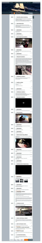 Pod koniec grudnia 2012 roku, jeden z najbardziej utytułowanych polskich żeglarzy – Kapitan Roman Paszke podjął drugą próbe pobicia rekordu w samotnym opłynięciu świata non stop, trudniejszą trasą ze Wschodu na Zachód.  Zajęlismy się kompleksową obsługą komunikacji tego wydarzenia zarówno w mediach tradycyjnych jak I digitalowych.  Oficjalna strona rejsu Paszke360.com  miała za zadanie integrację contentu związanego z wydarzeniem, który pojawiał się w różnych kanałach komunikacji .