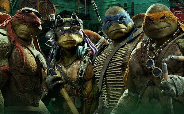 Inspiration, alle Accessoires und eine Schmink-Anleitung, damit du dein Teenage Mutant Ninja Turtle Kostüm selber machen kannst.