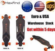 Maxfind Electric Hoverboard Skateboard Hover Board Longboard Pokemon Scooter Dual Brushless Motor Hoverboards oxboard //Price: $US $599.00 & FREE Shipping //     #tshirt