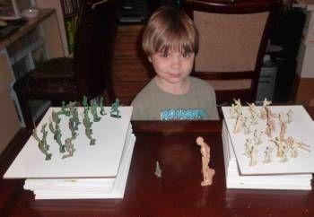 preschool bible craft | His Treasure Seekers
