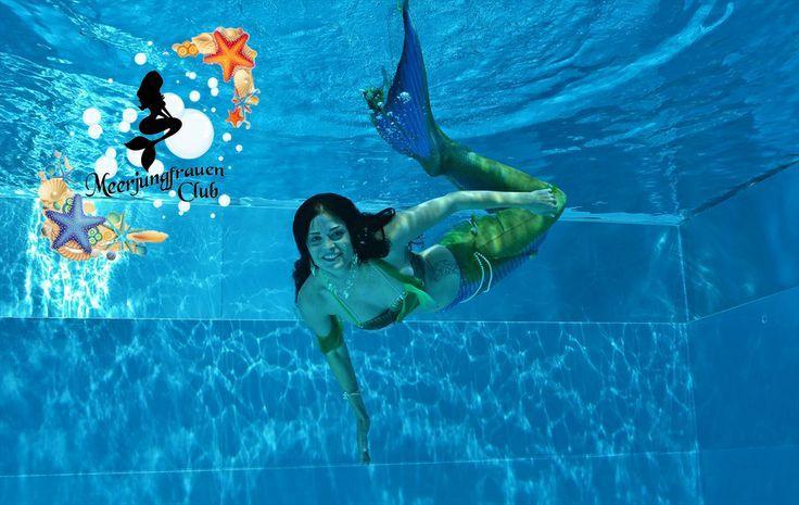 awesome Meerjugfrau Katharina | hinter den kulissen beim mdr drehtag am 21 oktob…