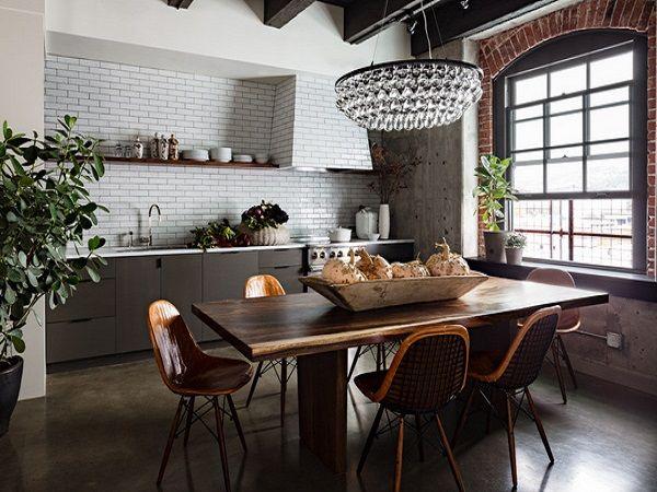 Лофт — кухня, а не чердак! Все о стиле лофт в интерьере кухни | Сельское хозяйство