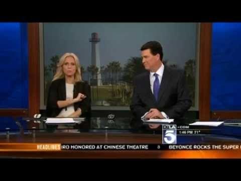 Iconic Pinups on the KTLA Morning News!