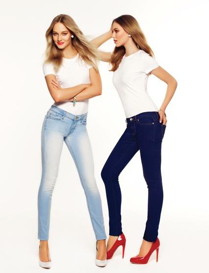 Skinny Jeans modası bitmiyor. Koton, yeni sezonda birbirinden güzel pantolonlarıyla Tekira AVM'de...