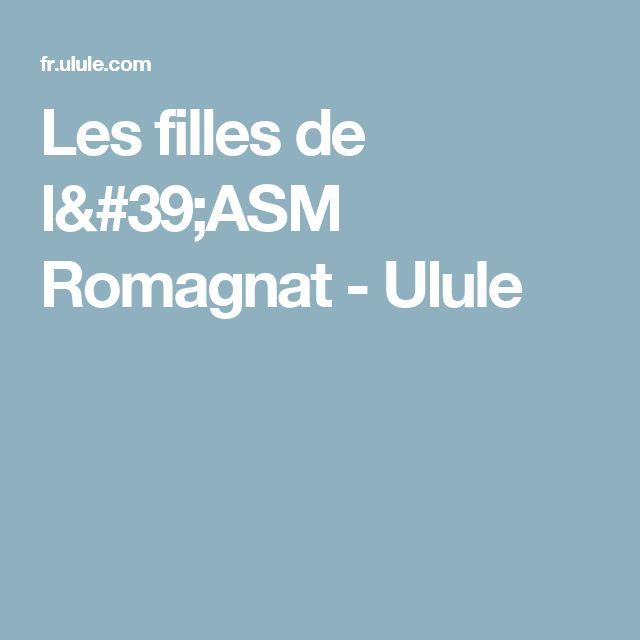 Les filles de l'ASM Romagnat - Ulule