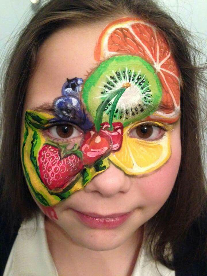 19 Best Images About Face Paint Cupcakes Amp Candy On