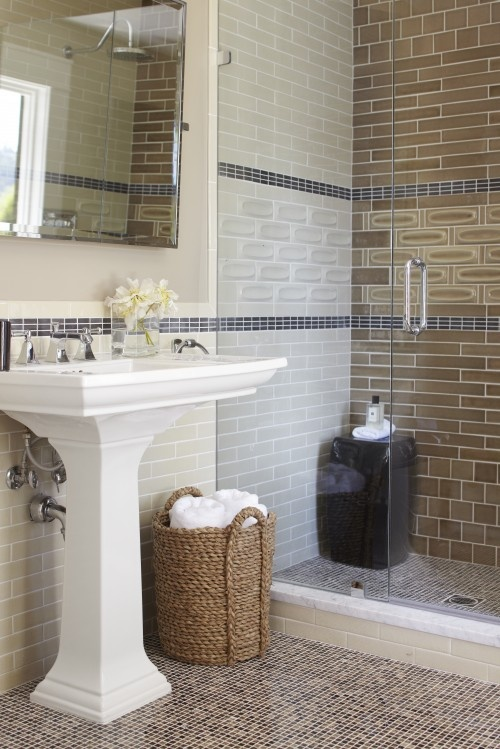Small bathroom idea.