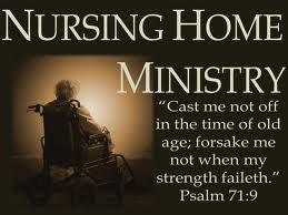 Best Nursing Home Ministry Images On Pinterest Nursing Homes