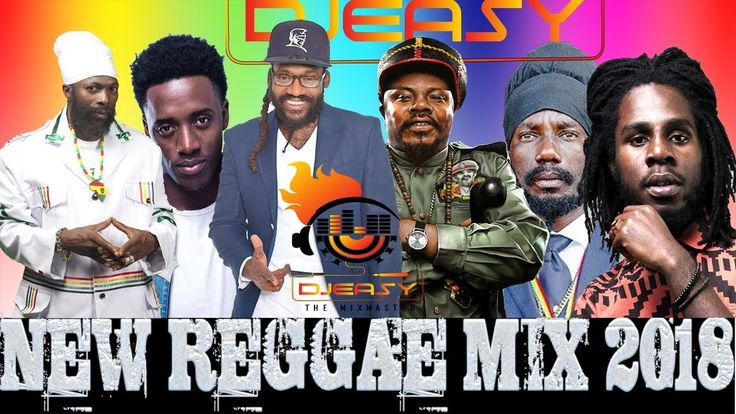 New Reggae Mix 2018 Tarrus Riley,Chronixx,Capleton,Luciano,Lutan Fyah,Ro...