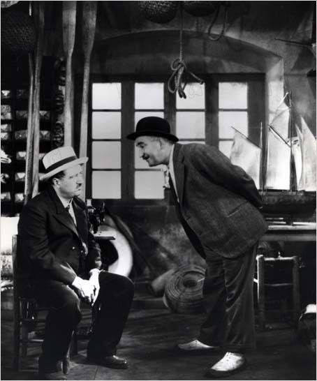 Fanny : photo Fernand Charpin, Marcel Pagnol, Raimu
