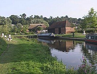 river wey godalming - Google Search