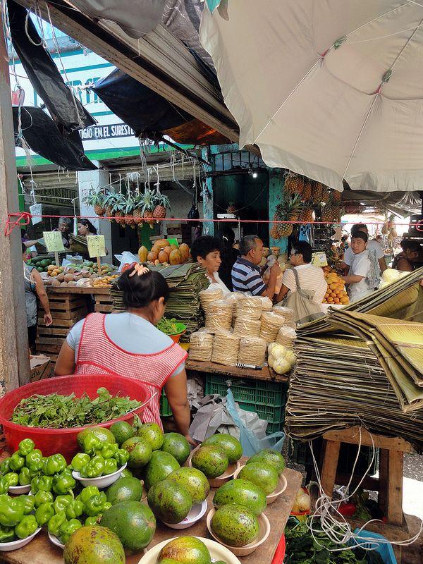 Slow Food Market Merida