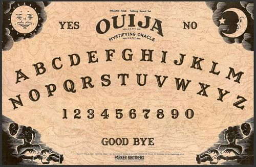 Ouija answers