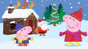 Pipsa Possu yllättyy nähdessään tuttuakin tutumman hahmon taustalla, joko nyt on tosiaan jouluaatto?