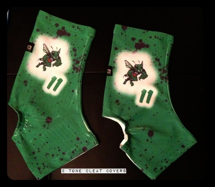 2 Tone Cleat Covers customized for you. Visit us today at ...