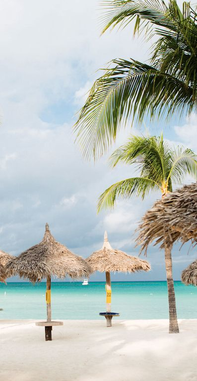 Breezy family-friendly digs with a beachfront seafood restaurant, two pools and a casino in Aruba's Palm Beach.