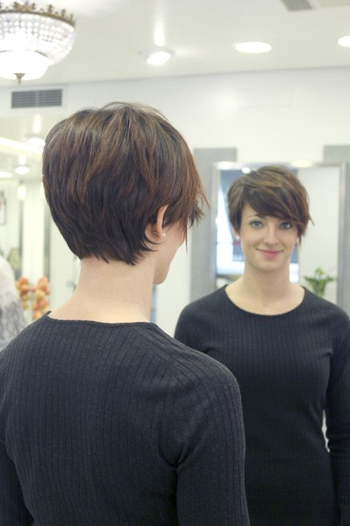 Image result for long pixie haircut – Ashley Kinch