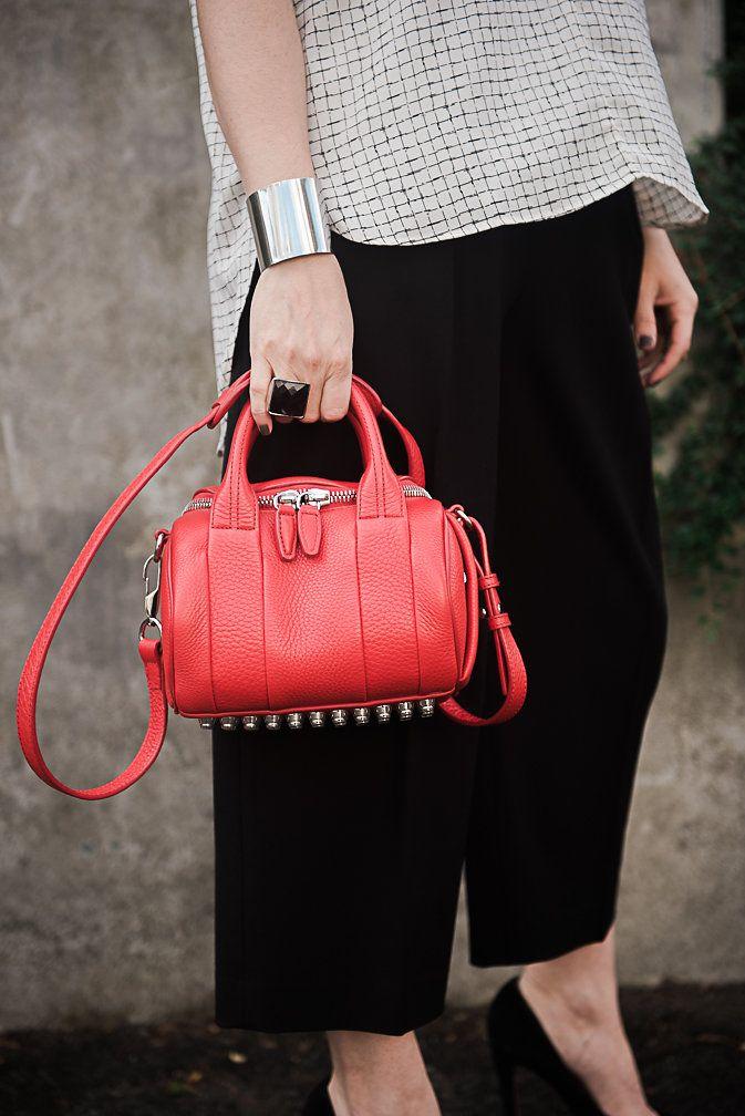 Alexander Wang Woman Printed Textured-leather Pouch Sky Blue Size Alexander Wang cbEyMGLar