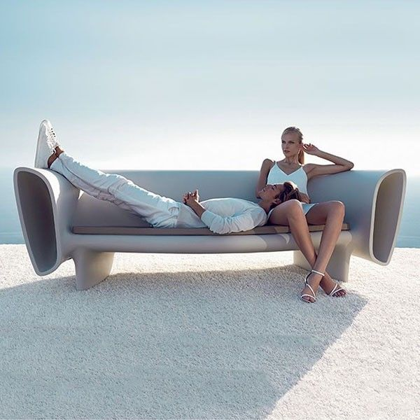 73 best By Vondom images on Pinterest Backyard furniture, Bar - designer gartensofa indoor outdoor