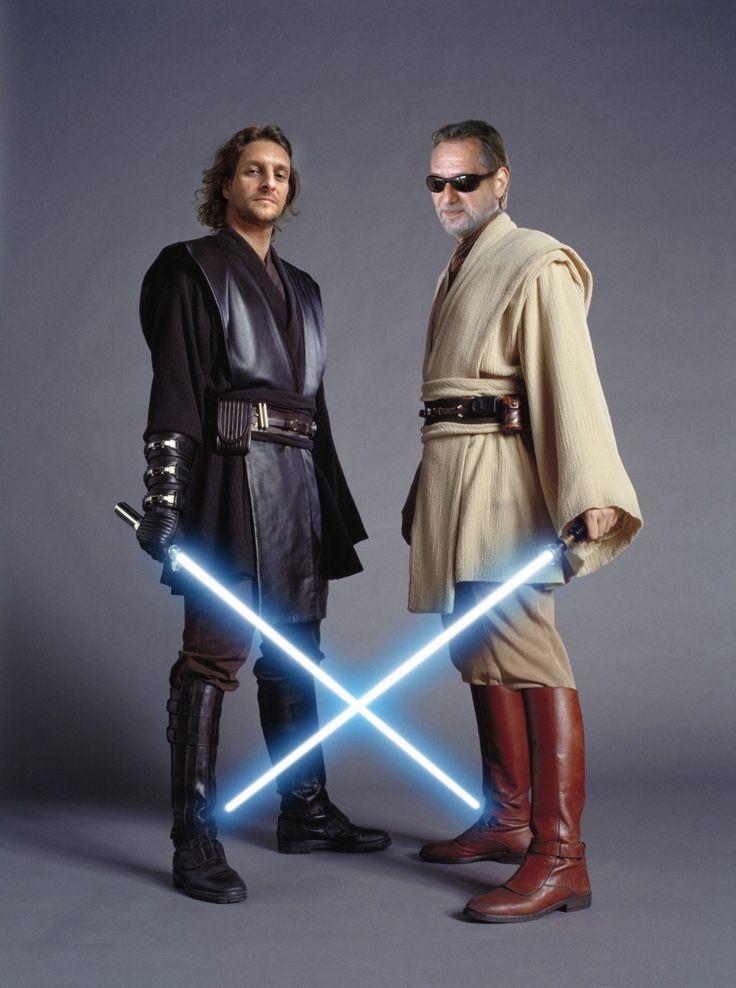 Anakazan Skywalker & Costi Wan Jediu