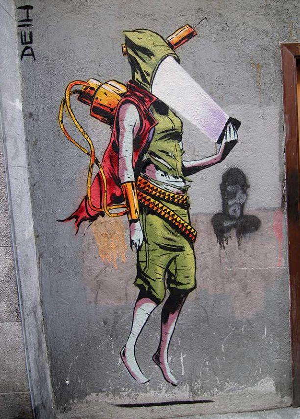 17 Best images about Urban Art on Pinterest | Graffiti ... | 612 x 853 jpeg 123kB