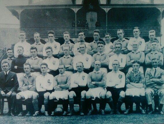 Rangers 1924-25.