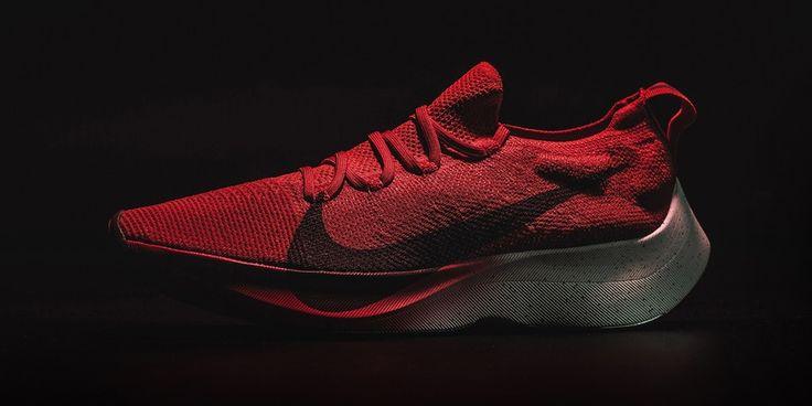 Nike Vapor Street Flyknit Red/White   HYPEBEAST