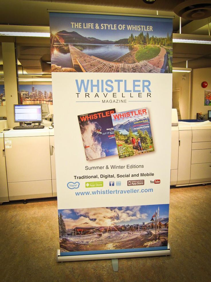 Twitter / LinxPrint: Here's a pop-up banner for ...