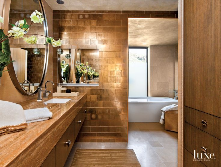 37 best The Sanctuary - Baths You Can\u0027t Wait To Come Home To images - wohnzimmer in grun und braun