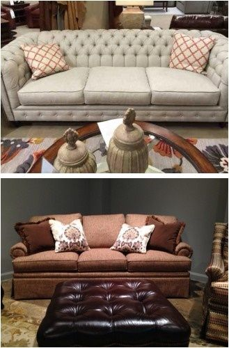 Although These Sofa Designs Are Very Different They Each Add Their Own Element Of Style To The Space