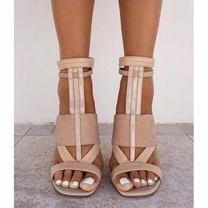 2016 t strap paisse avec rome sandales femmes findpitaya screen color achat - Sandale Colore