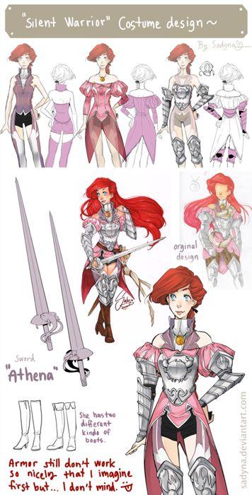 Luna's Secret Realm: Warrior Princess (Volume 1)