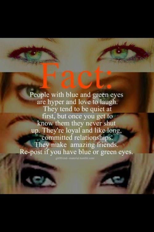 I'm sure u could find this quote for any color eyes but hey who doesn't love em blue!?