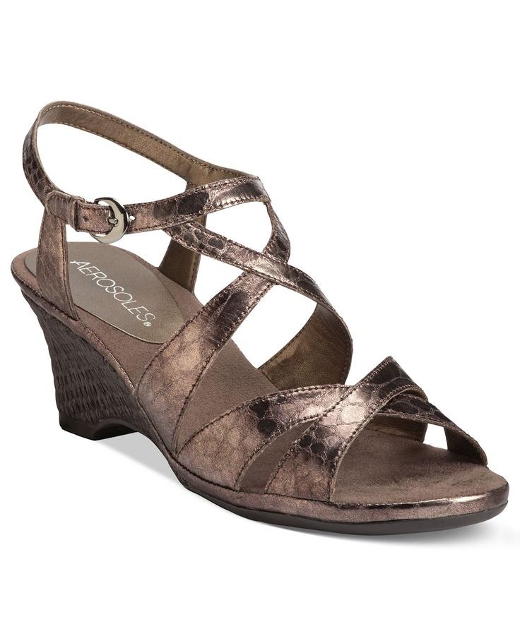 2a6fdf095922 Aerosole Sandals  Macy s Aerosoles Sandals