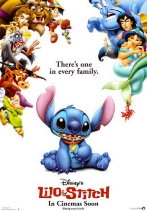 Lilo & Stitch, 2002.