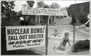 Fallout Shelter for sale,Los Angeles ~1961